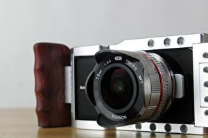 Обои Крупным планом Фотоаппарат Pocket Cinema Sharkcage фото