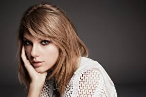 Фото Taylor Swift Шатенка Волосы Взгляд Музыка Знаменитости Девушки