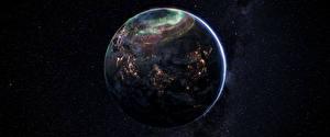 Картинки Планеты Космос 3D_Графика