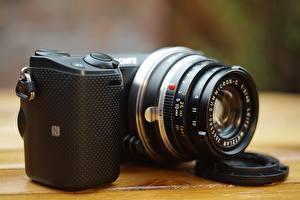 Обои Крупным планом Фотоаппарат sony a7r фото