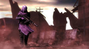Фотография Mass Effect Tali Zorah Винтовки nar Rayya quarian bioware Фэнтези