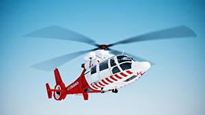 Обои Вертолеты Небо Авиация фото