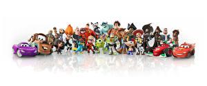 Фото Дисней Тачки Корпорация монстров Игрушка История игрушек Пираты Пираты Карибского моря Суперсемейка Pixar мультик Фэнтези Фильмы