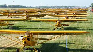 Обои Самолеты Много Авиация фото