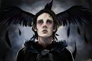 Картинка Игра престолов (телесериал) Вороны Bran Stark Фильмы