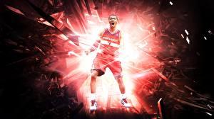Картинка Баскетбол Мужчины John Wall Washington Wizards NBA Спорт Знаменитости