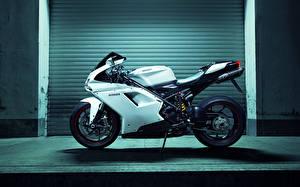 Фото Ducati Белый 1198 Italian Superbike