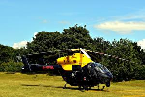 Картинки Вертолеты Трава