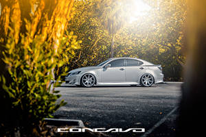 Фотографии Lexus Сбоку Concavo IS250 Автомобили