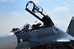 Фото Истребители Самолеты Су-30