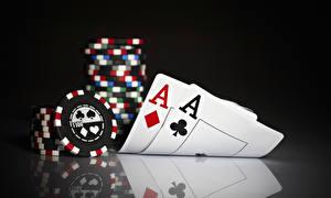 Фотографии Карты Вблизи poker