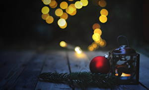 Картинки Праздники Свечи Рождество Шар Доски