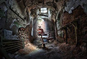 Фотография Старый Комната Кресло