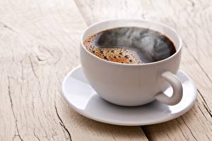 Обои Кофе Вблизи Чашка Блюдце Пар Еда
