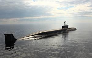 Фото Подводные лодки Море 955
