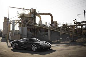 Фотография Koenigsegg Черный 2006 CCXR Авто