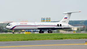 Фотографии Самолеты Пассажирские Самолеты Ilyushin Il-62