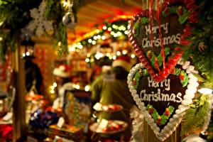 Картинка Печенье Рождество