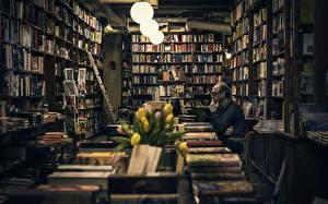 Фотографии Мужчины Книга Библиотека