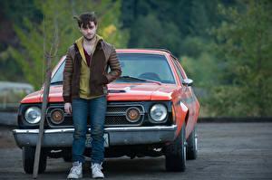 Фото Daniel Radcliffe Кино Фэнтези Знаменитости Автомобили