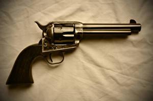 Обои Пистолеты Крупным планом Револьвер Армия фото
