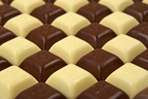 Фотографии Сладости Конфеты Шоколад Вблизи Еда