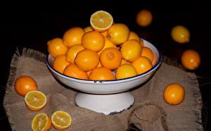 Фото Цитрусовые Апельсин Пища