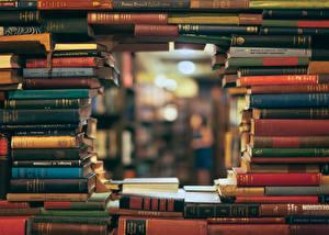Картинка Много Книга Библиотека