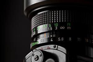 Обои Крупным планом Объектив Фотоаппарат фото