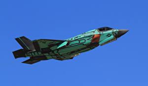 Фото Самолеты Истребители F-35A Lightning II