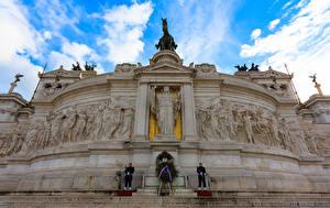 Картинка Рим Италия Altare della Patria Города