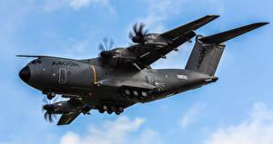 Картинка Самолеты Транспортный самолёт A400M