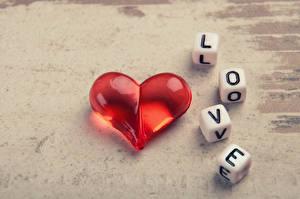 Картинка День святого Валентина Любовь Сердечко