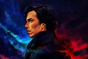 Фотографии Мужчины Камбербэтч Бенедикт Sherlock, Sherlock Holmes кино