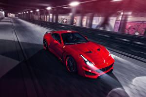 Фото Ferrari Красный 2015 Pininfarina Novitec Rosso California T
