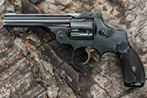 Обои Пистолеты Крупным планом Револьвер smith Армия фото