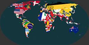 Картинки География Географическая карта
