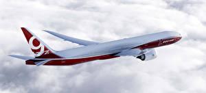 Фотографии Самолеты Пассажирские Самолеты Boeing Boeing B-777 X 9