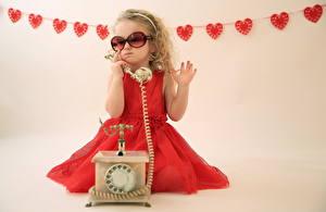 Картинки Платье Девочки Телефон Ребёнок