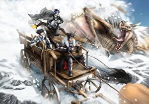 Фотографии Dragon Age Драконы