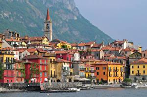 Обои Здания Италия Lombardy