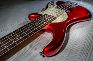 Фотография Крупным планом Гитара