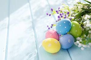 Картинки Праздники Пасха Букеты Яйцами