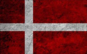 Картинка Дания Флаг