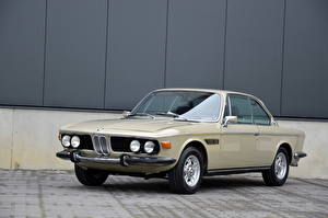 Фотография БМВ Винтаж 1968-1971 BMW 2800 CS (E9) машины