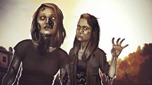Фотография Зомби Двое Dying Light Игры
