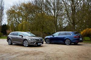 Фото Renault 2 2015 Talisman Estate Авто