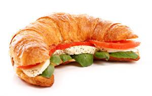 Обои Фастфуд Бутерброды Булочки Еда фото