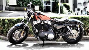 Обои Harley-Davidson Iron 833 Мотоциклы