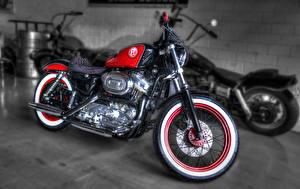 Фотография Harley-Davidson f95